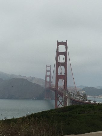 Urban Trek USA: Golden Gate Bridge