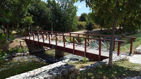 Solin, Croácia: ruscello