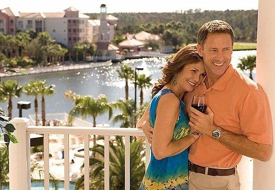 Marriott's Grande Vista: Villa Balcony