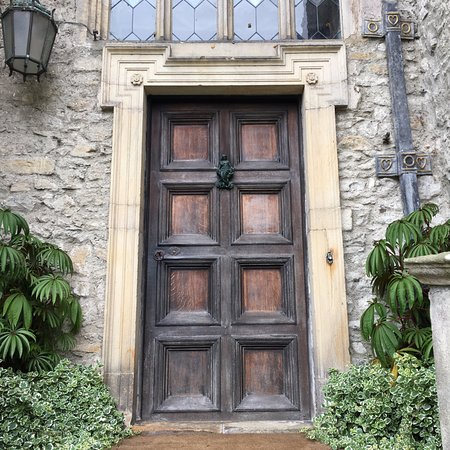 Kendal, UK: Beautiful door