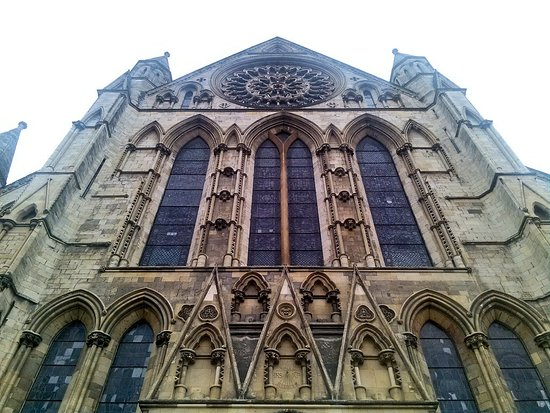 View picture of the rose window york tripadvisor for Rose window york minster