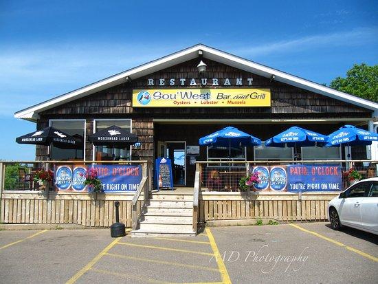Kensington, Kanada: restaurant