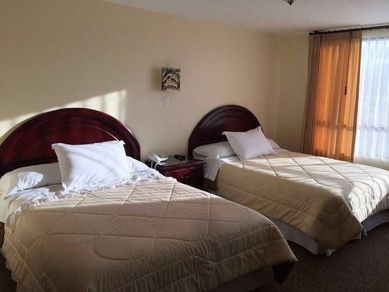 Hotel Mak Inn House : Habitaciones dobles, lindas y cómodas