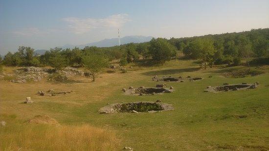 Velika Cista, Horvátország: kameni brod