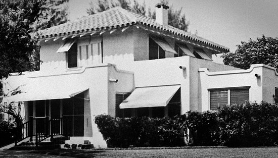 The Butler House ~ Deerfield Beach Historical Society