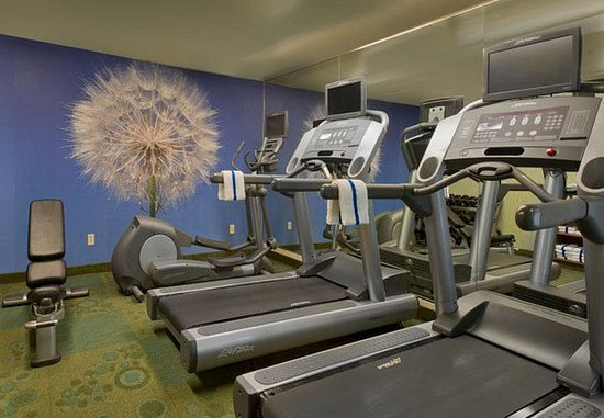 Gahanna, OH: Fitness Center