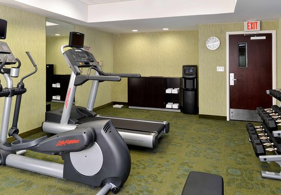 Arcadia, Californië: Fitness Center