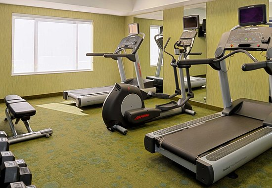 Arcadia, Californië: Fitness Center - Cardio Equipment