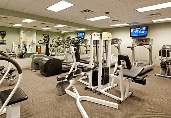 Rosemont, IL: Fitness Center
