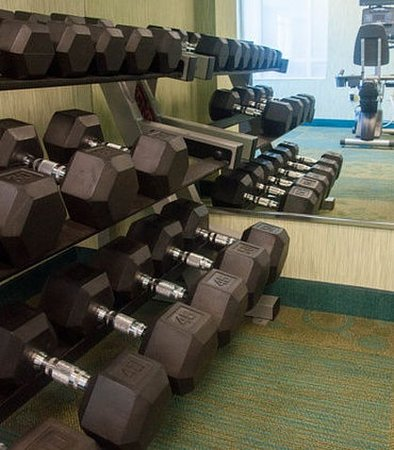 Monroeville, PA: Fitness Center – Free Weights