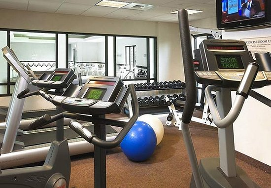 Lincolnshire, IL: Fitness Center