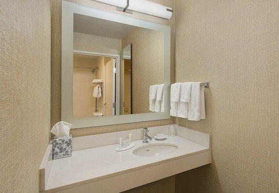 Mishawaka, IN: Suite Bathroom