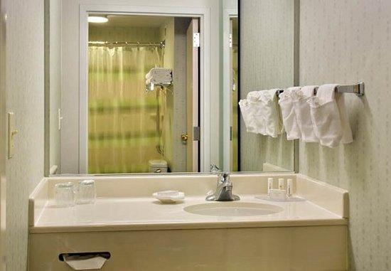 Plymouth Meeting, PA: Suite Bathroom - Vanity
