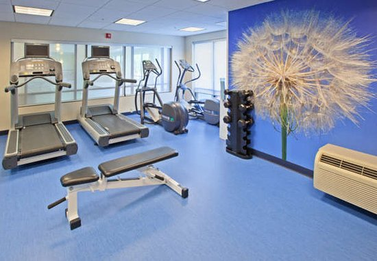 Schaumburg, IL: Fitness Center