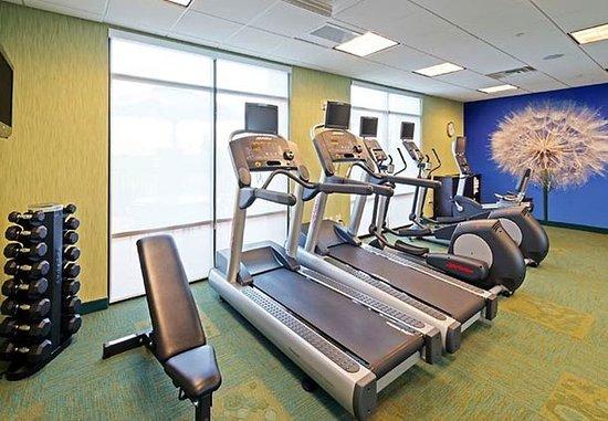 Longmont, CO: Fitness Center