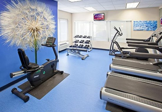 Carmel, Индиана: Fitness Center