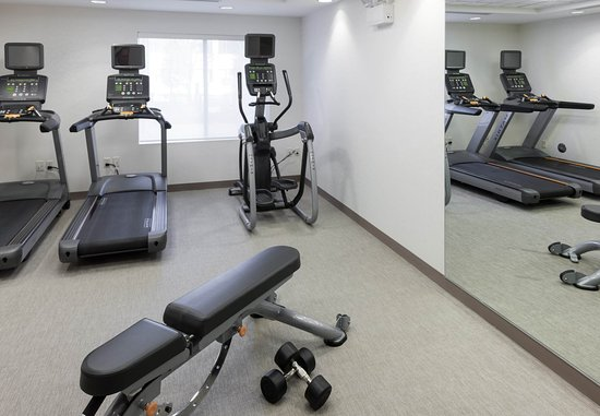 SpringHill Suites Portland Vancouver: Fitness Center