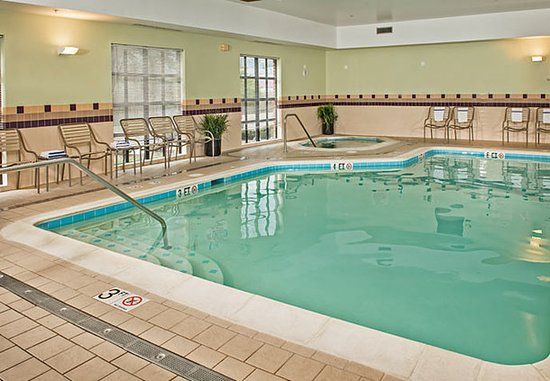 Prince Frederick, MD: Indoor Pool