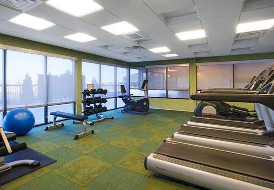 Council Bluffs, IA: Fitness Center