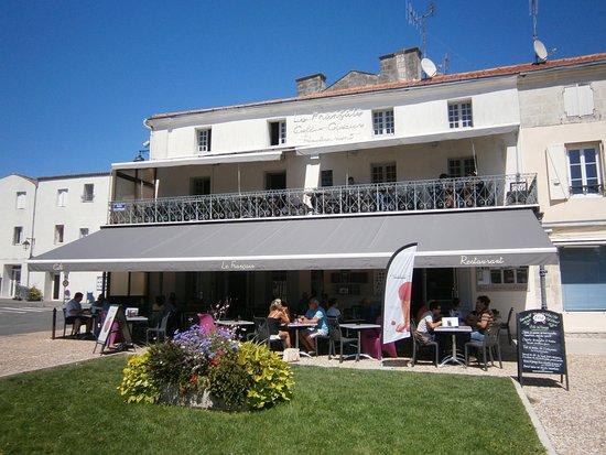 Le Francais Pons Restaurant Bewertungen Telefonnummer