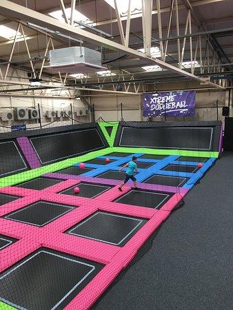 Eaton Socon, UK: Sweaty fun