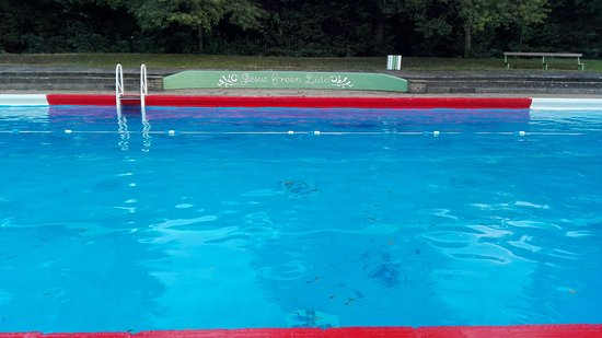 Jesus green outdoor pool cambridge all you need to Swimming pools in cambridge uk