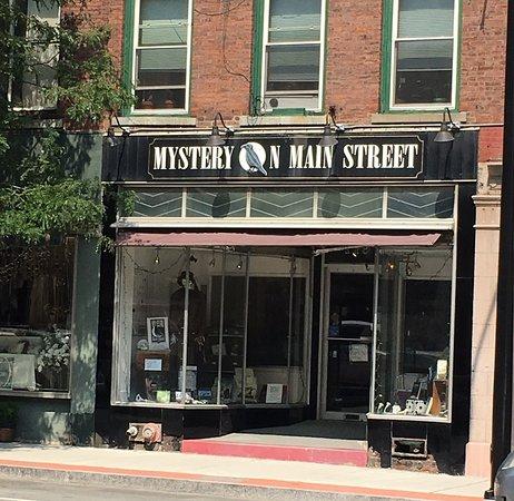Mystery on Main Street