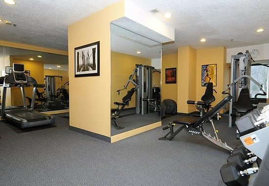 West Warwick, RI: Fitness Center