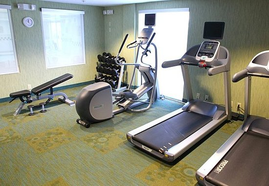 Overland Park, KS: Fitness Center
