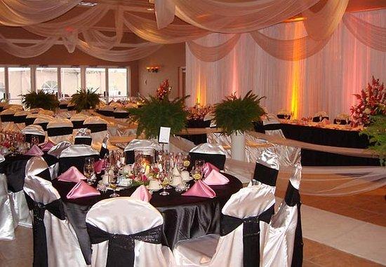 Port Saint Lucie, FL: Meeting Room – Banquet Setup