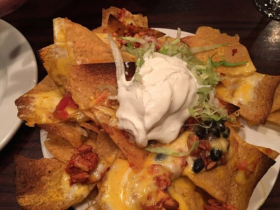 ‪‪Rocky Hill‬, كونيكتيكت: Nacho- ordinary dining choice... Yum!!!‬