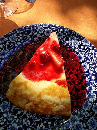 Solsona, Spanje: Tarta de queso