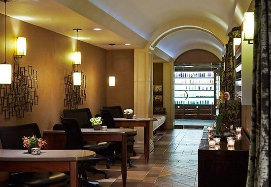 Pittsford, Nova York: Salon at the Spa at the Del Monte