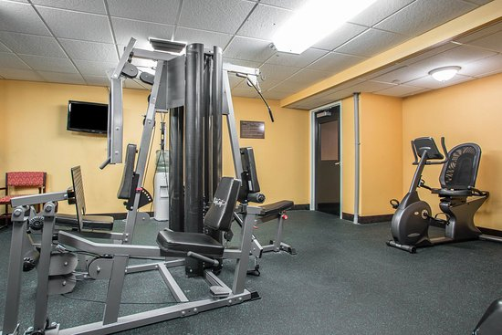Absecon, Nueva Jersey: FITNESS