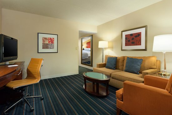 Fairfield, Nueva Jersey: Junior Suite
