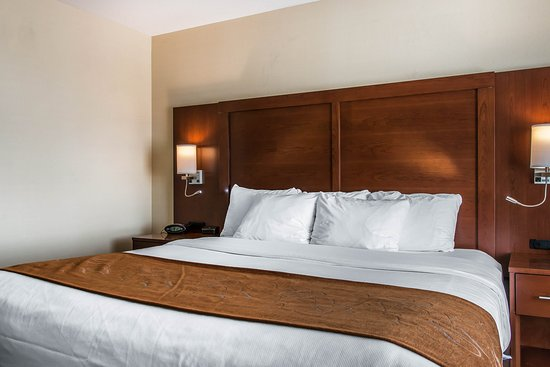 Wixom, MI: King suite