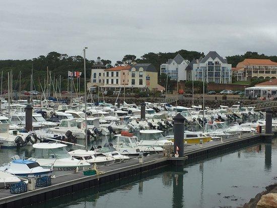 Pierre & Vacances Village Club Port-Bourgenay: Port Bourgenay