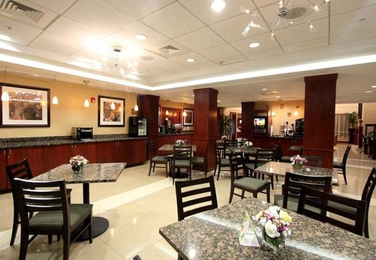 Somerset, Nueva Jersey: Breakfast Area