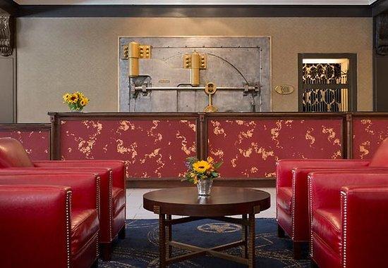 Hotel ICON, Autograph Collection: Guest Reception & Historic Bank Vault