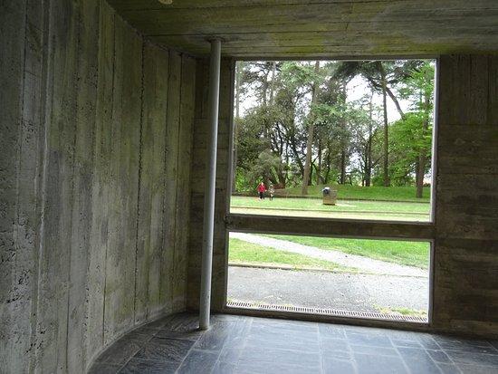Reze, Frankrig: Vista parque desde palier