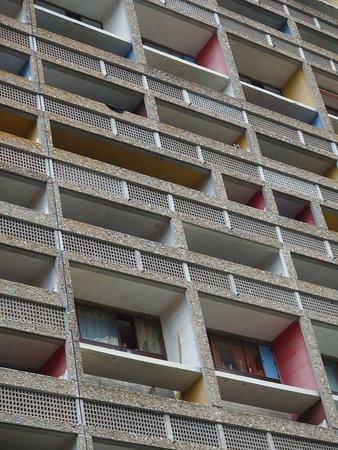 Reze, Frankrig: Detalle fachada