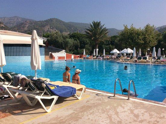 Club Belcekiz Beach Hotel: Great pool