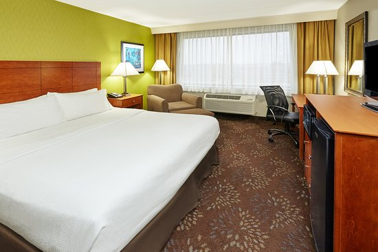 Matteson, IL: ADA/Hearing accessible King Guest Room