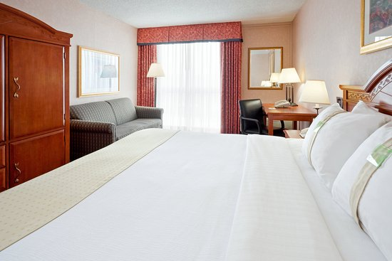 South Plainfield, Nueva Jersey: King Bed Guest Room