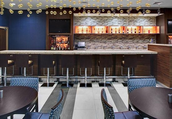 Decatur, جورجيا: Lobby Bar