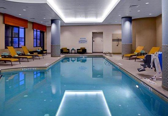 Decatur, Τζόρτζια: Indoor Pool