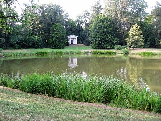 Gotha, Tyskland: Engels park