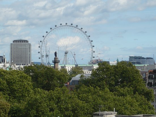 The Cavendish London: View from Room 815