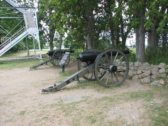 Gettysburg Ulusal Askeri Parkı: Wow