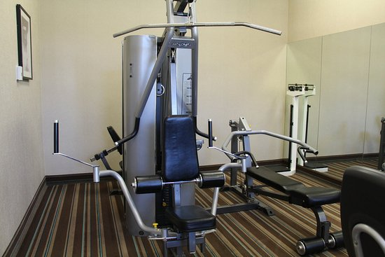 Lakewood, CO: Bring along your workout shoes  and hit the gym during your stay